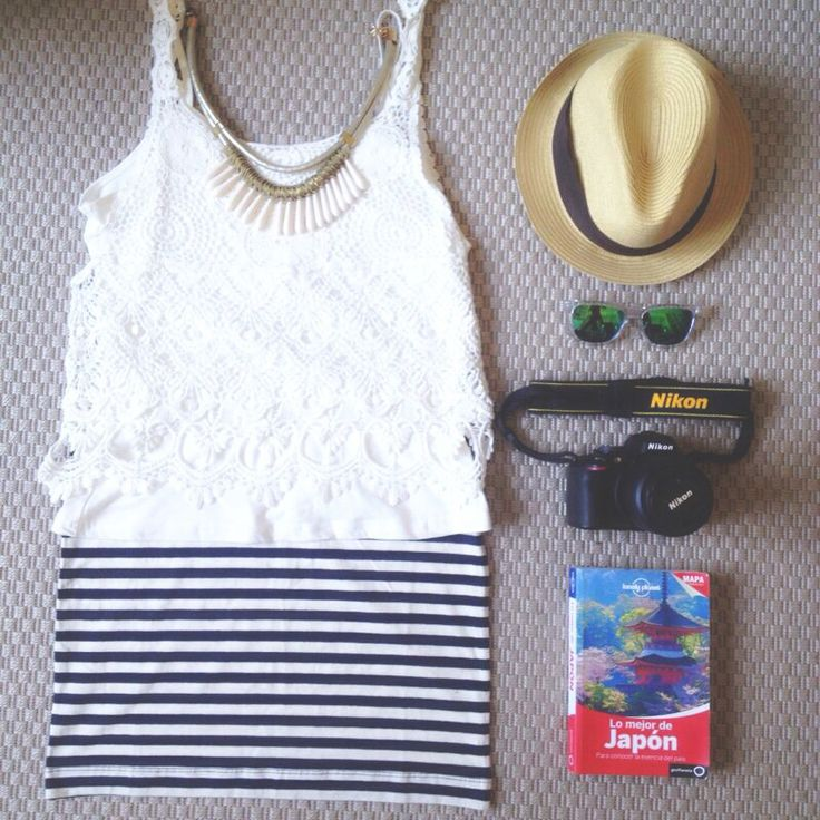 Travel outfit *bylali #summeressentials #japan #holidays