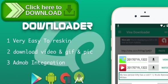 [ThemeForest]Free nulled download Vine Downloader Video & Photo with native ads from http://zippyfile.download/f.php?id=56797 Tags: ecommerce, download video vine, Downloader video vine, snaptube, tubemate, video, video download vine, video downloader vine, video vine, vine, vine download video, vine downloader, vine video, vine video download, vine video downloader, youtube