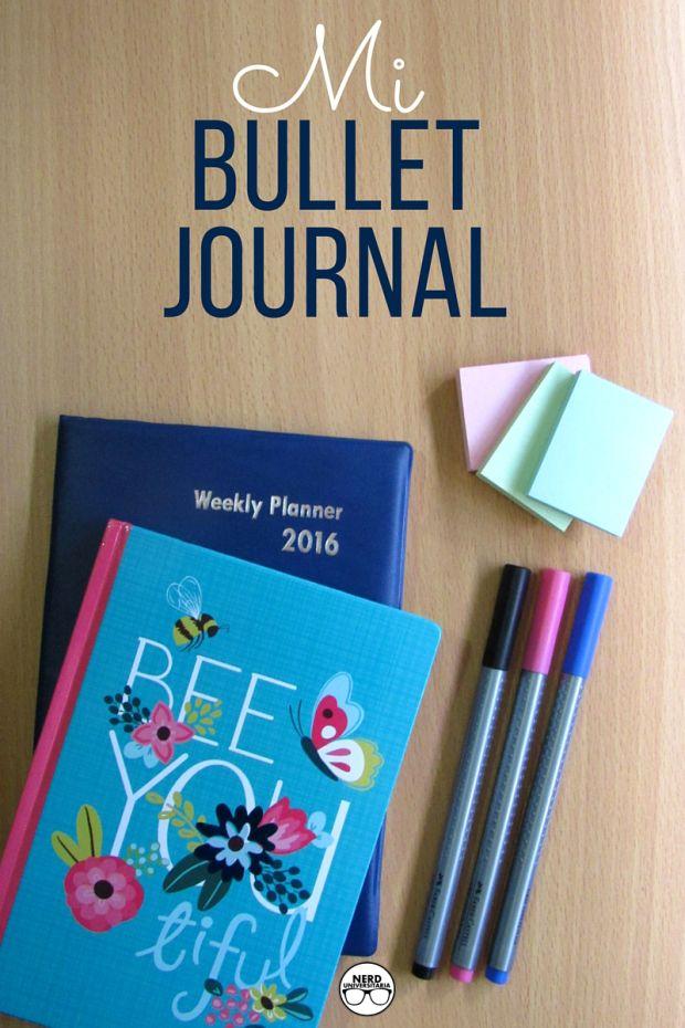 He preparado para ustedes un post sobre mi #Bullet #Journal, esperando que con esto los ayude a organizar mejor su vida.