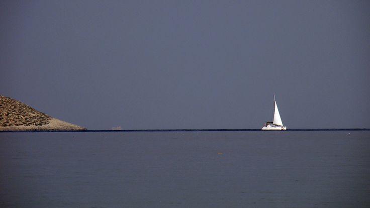 #sailing in #Greece #Kos Aegean sea #TracyGymellasPhotography