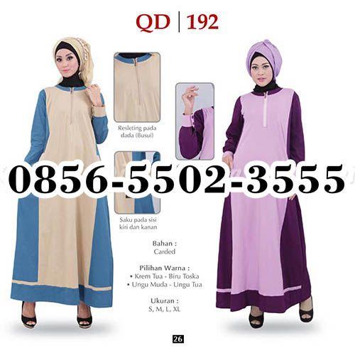 Gamis Qirani Model 57, HP.0856-5502-3555,