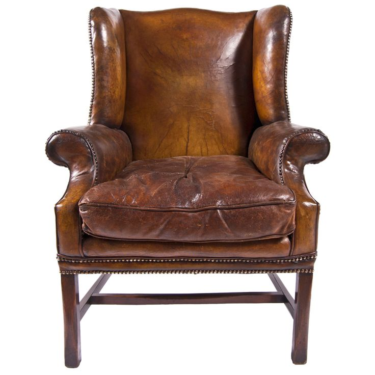 Best The Perfect Chair Images On Pinterest Leather Club - Comfy leather armchair for readers