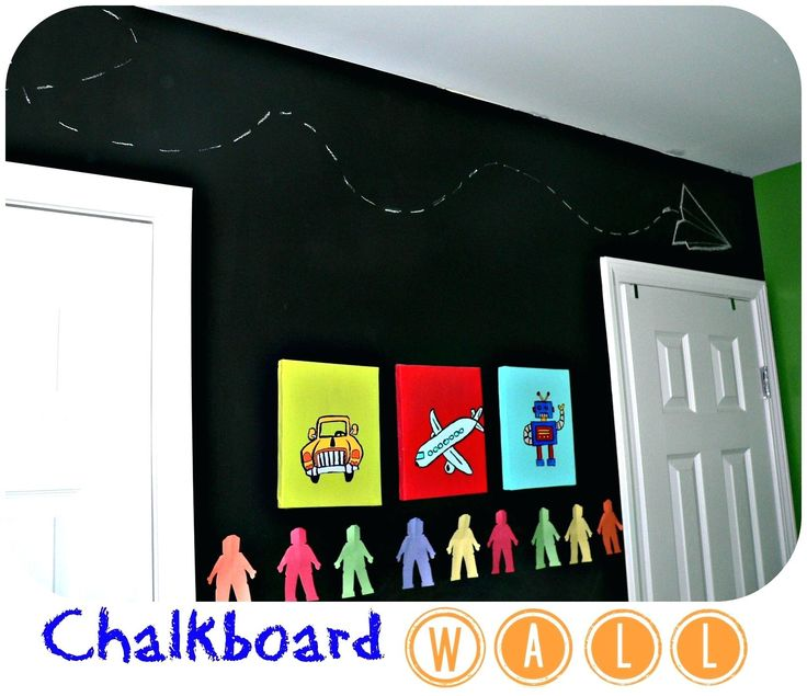 25 Amazing Chalkboard Wall Paint Ideas: 25+ Best Ideas About Chalkboard Wall Bedroom On Pinterest
