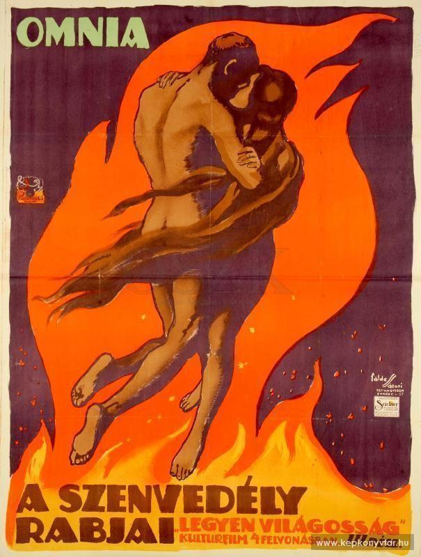 Földes Imre - A szenvedély rabjai, 1920