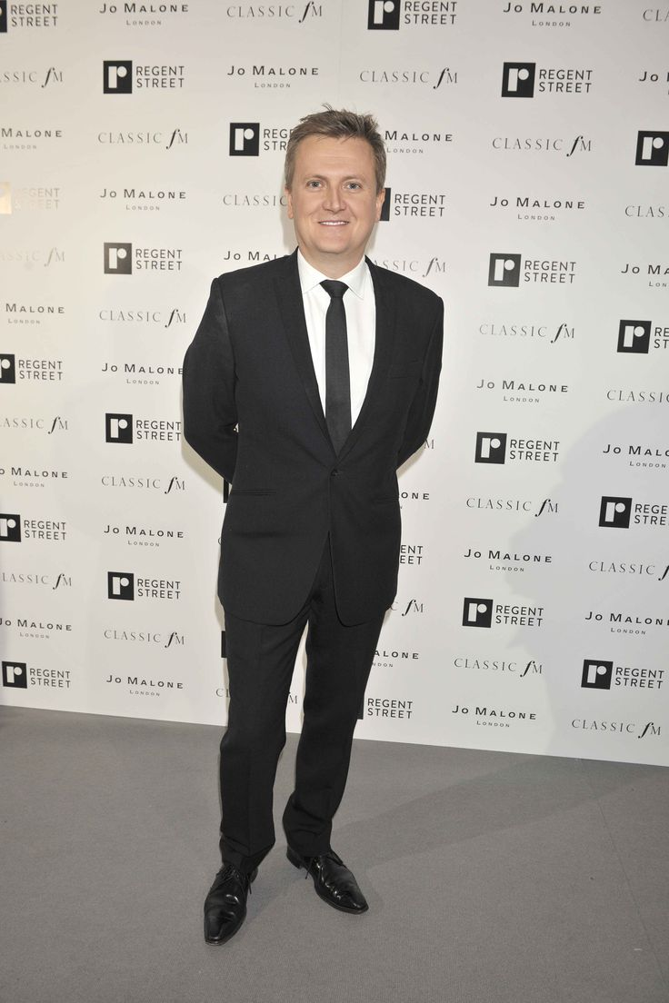 @classicfm1 host Aled Jones was a fantastic host at the #RegentStreet #Christmas Lights switch on event.