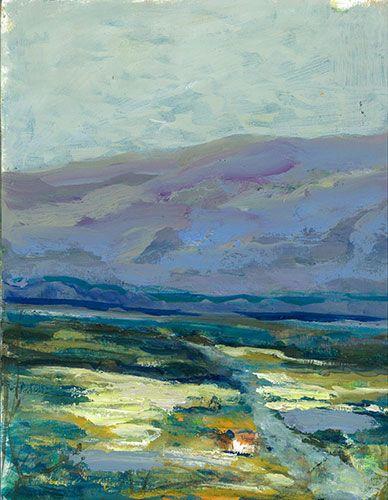Stella Downer Fine Art - Dealer Consultant & Valuer - Featuring work by Viola Dominello - Richmond 1