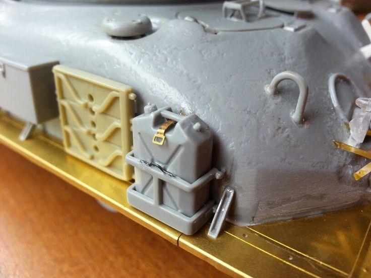 Dragon Israeli M51 Sherman early version wip