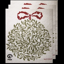 Anna ystävällesi vaikka kortin sijaan ekoliina-setti, josta on iloa vielä joulun jälkeen.
