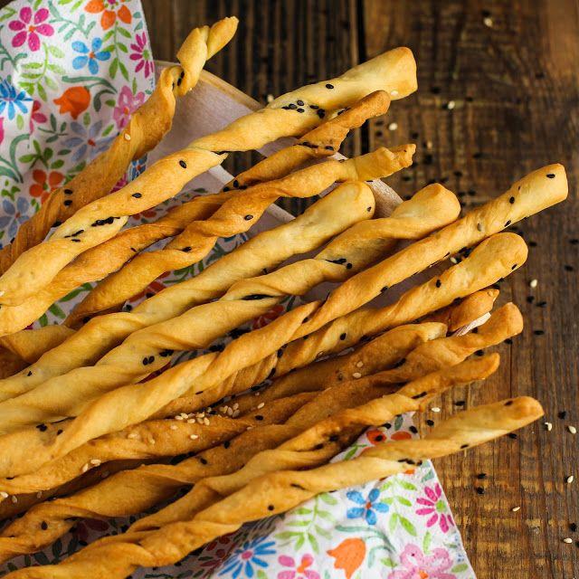 food geek: Хлебные палочки