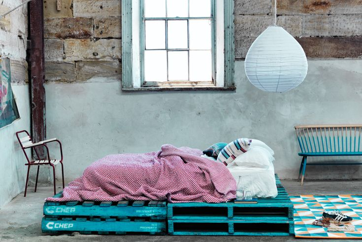 The Society inc by Sibella Court |   Unconventional Ideas For Light & Bright Bedrooms