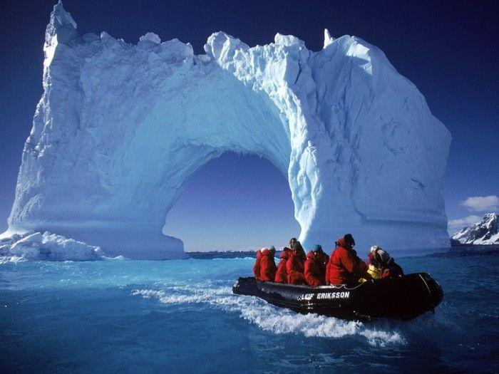 antarktis reisen pur erleben