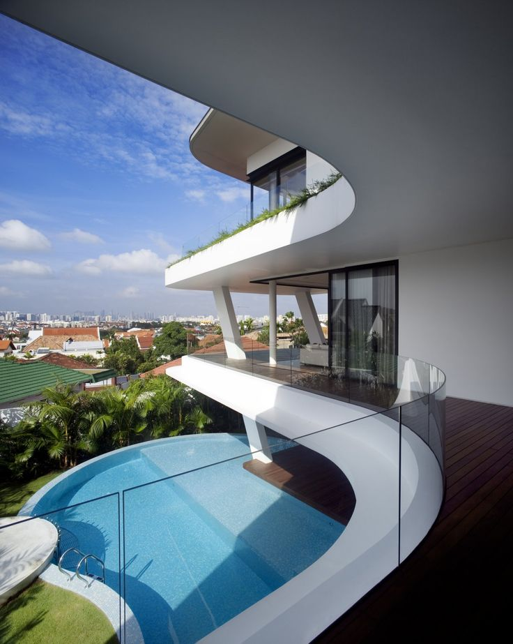 Ninety7 Siglap Road House By Aamer Architects
