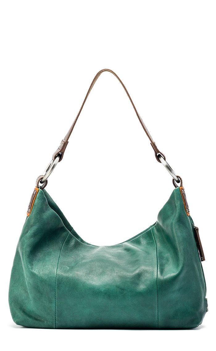 Sadie Glazed Shoulder: Emerald