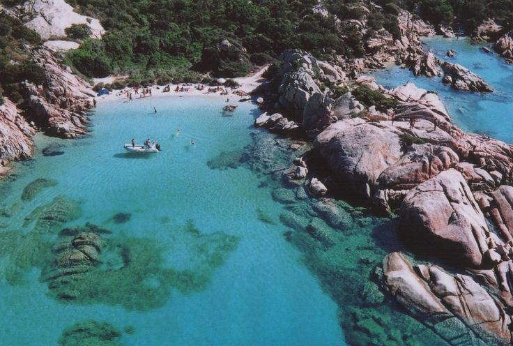 CALA DI VOLPE, Sardegna, Italy