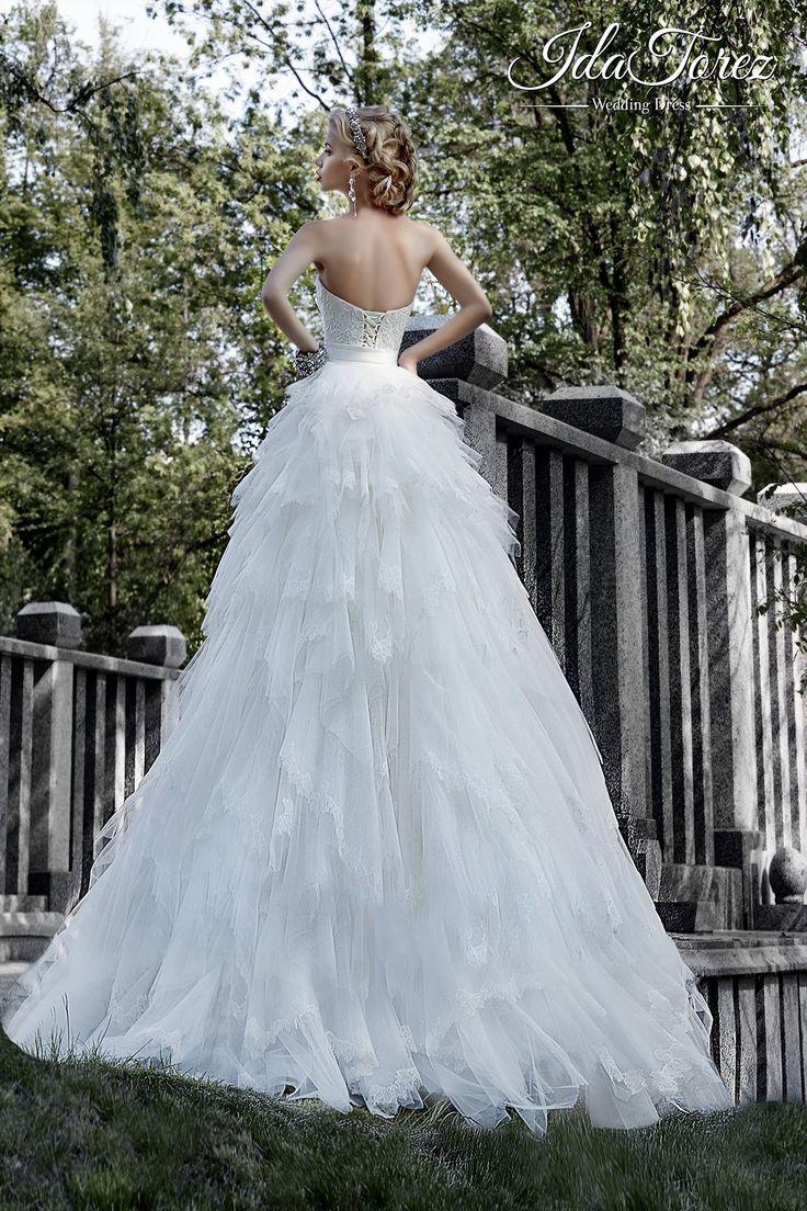 The 173 best Ida Torez Collection Wedding Dresses images on ...