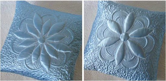 How to make Trapunto Quilts - tutorial /Geta's Quilting Studio Love the trapunto look, good explanation of how to do it