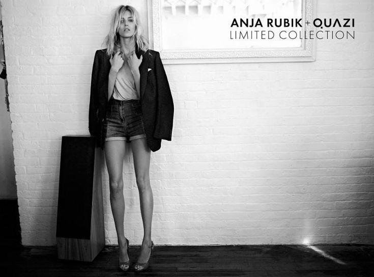 anja rubik + quazi spring 2011, anja rubik by artur wesolowski