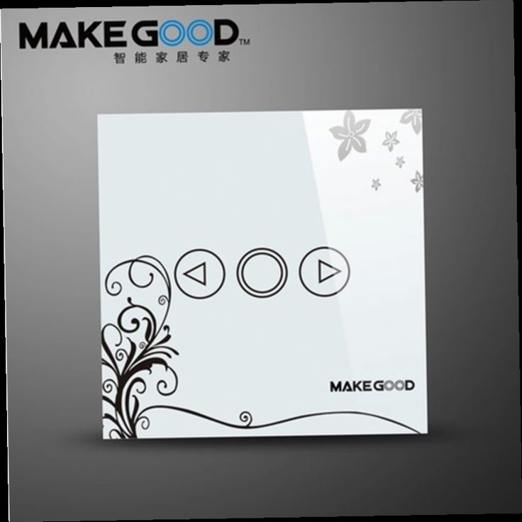 49.98$  Watch here - http://alif4t.worldwells.pw/go.php?t=32503809093 - MakeGood UK standard Wall Touch Dimmer Switch with blue LED backlight , Glass Tempered Panel Dimmer Light Switch,Smart Switch