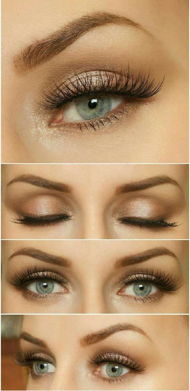 soft natural makeup #Beauty
