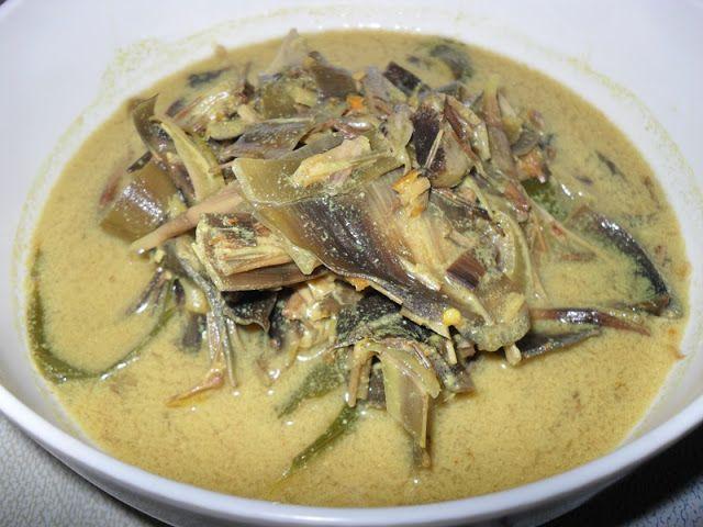 Resep Masakan Indonesia: RESEP SAYUR JANTUNG PISANG