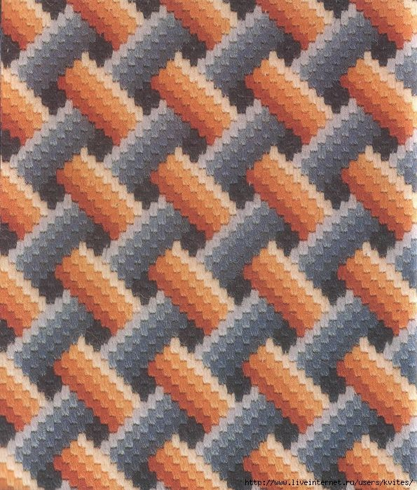 Free needlepoint bargello patterns  Those embrodery Gals are pretty good heh? Very interesting
