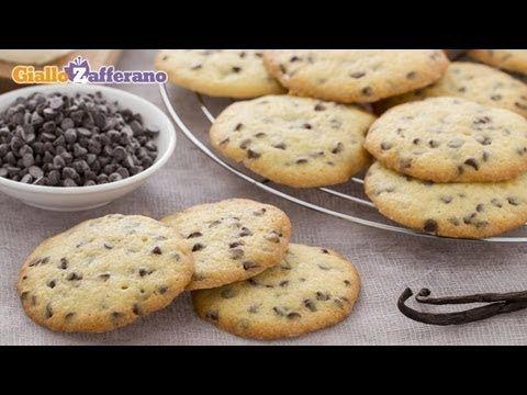 Cookies americani, la ricetta di Giallozafferano