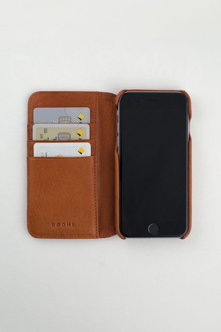 Premium Leather iPhone 6 Wallet  AUD $85.00 #iphone6wallet #leather #leatheriphone6wallet #accessories #mens #italianleather #premium #bodhi #madebybodhi #iphone #apple #iphone6 #iphone6case
