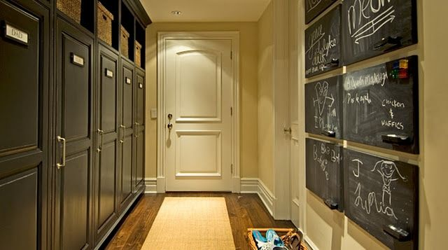 Toile Laundry Room Ideas: 17 Best Images About Mudrooms On Pinterest