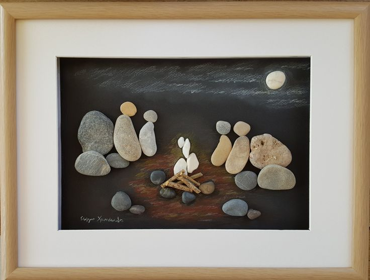 By the fire  (Sold)
