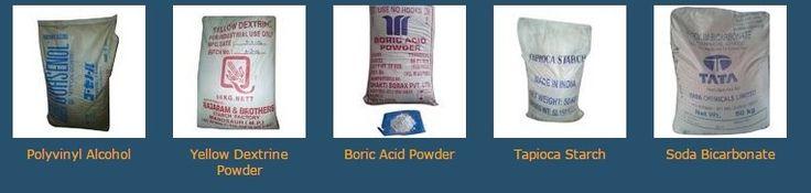 the raw material chemicals like  Caustic Potash Lye, Iso Propyl Alcohol(IPA), Caustic Soda Lye/Flakes, Methanol, Phosphoric Acid, Poly Aluminum Chloride Powder etc.