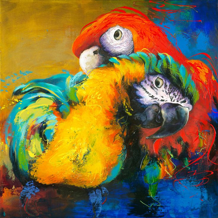 """""""Pals"""" by Jenni Kelly, available now as a fine art reproduction at http://www.artreproductions.com.au/gallery.php?artid=1855"""