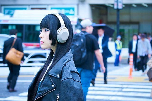 DAOKO #headphones #sony