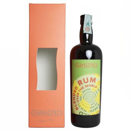 Blended Rum