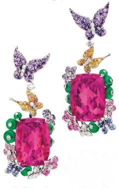 ANNA HU Butterfly Earrings | {đιåмσиđѕρєåɾℓѕ}