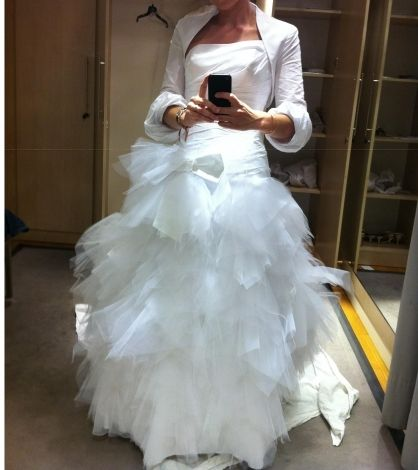 Robe de mariée Cymbeline blanche Espera doccasion  Robes de mariée ...