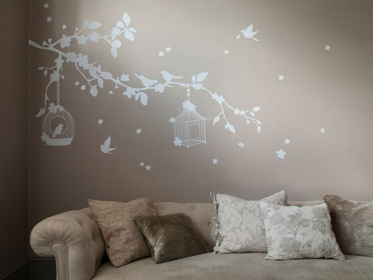 200 Best Wall Stickers Images On Pinterest | Vinyls, Wall Paintings And  Murals
