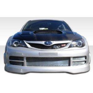 2008-2010 Subaru Impreza STI 5DR Duraflex GT Concept Front Bumper Cover - 1 Piece