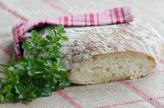 chleb ziołowo czosnkowy