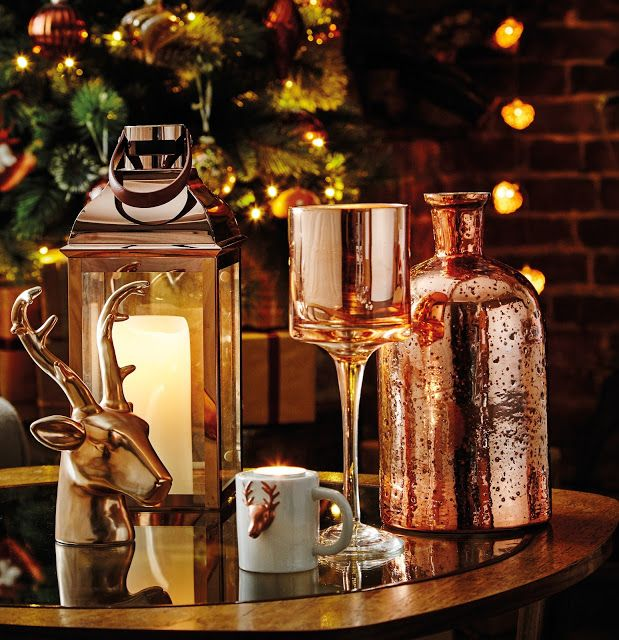 Coppery loveliness @dobbies #Christmas