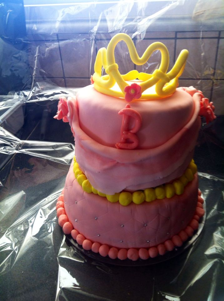 Princes cake#2