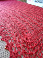 Melon Shawl by Jane Sowerby from Victorian Lace Today