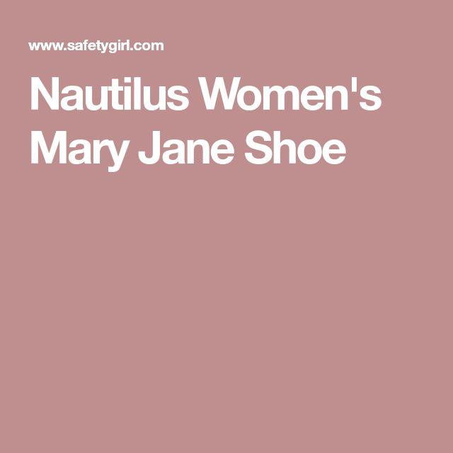Nautilus Women's Mary Jane Shoe