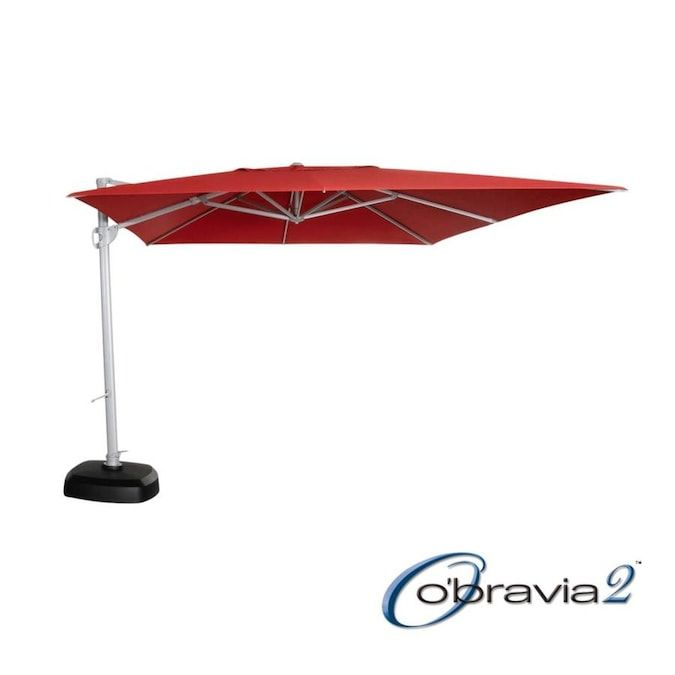 Lowes Offset Patio Umbrellas In 2020 Offset Patio Umbrella Patio Umbrella Rectangular Patio Umbrella
