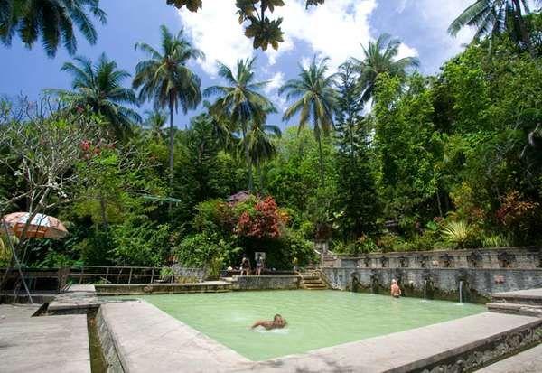 Wisata Air Panas Banjar Singaraja Bali