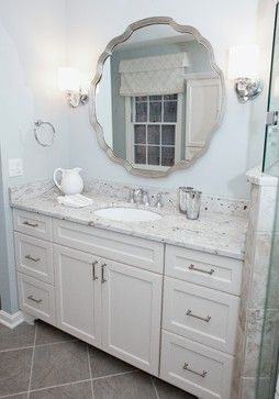 Master Bathroom Retreat - traditional - bathroom - dc metro - Meredith Ericksen