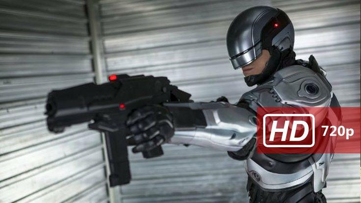 Watch Joel Kinnaman in Robocop (2014) Full Movie Streaming