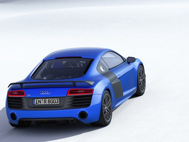 Audi R8 LMX: Goodbye and good luck
