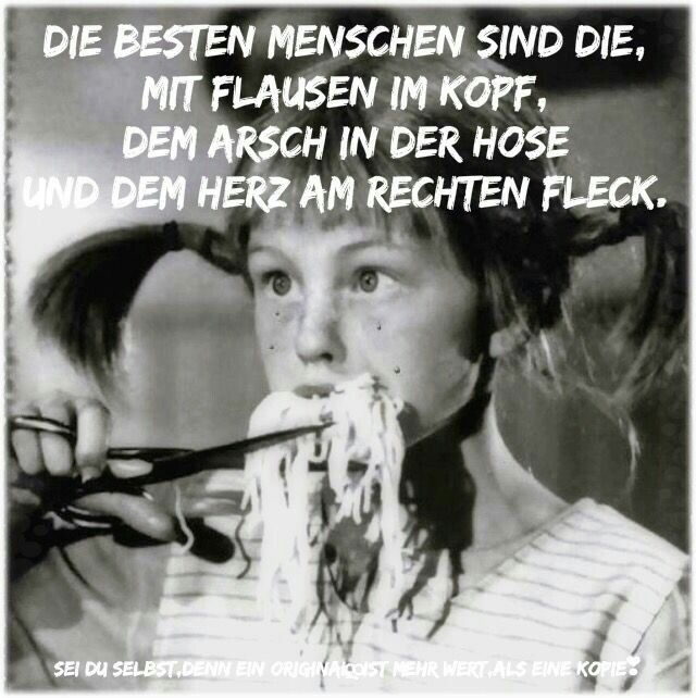 Zitate Pippi Langstrumpf