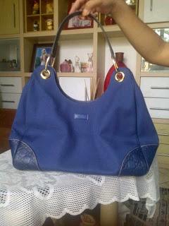 HANDBAGS Gucci blue