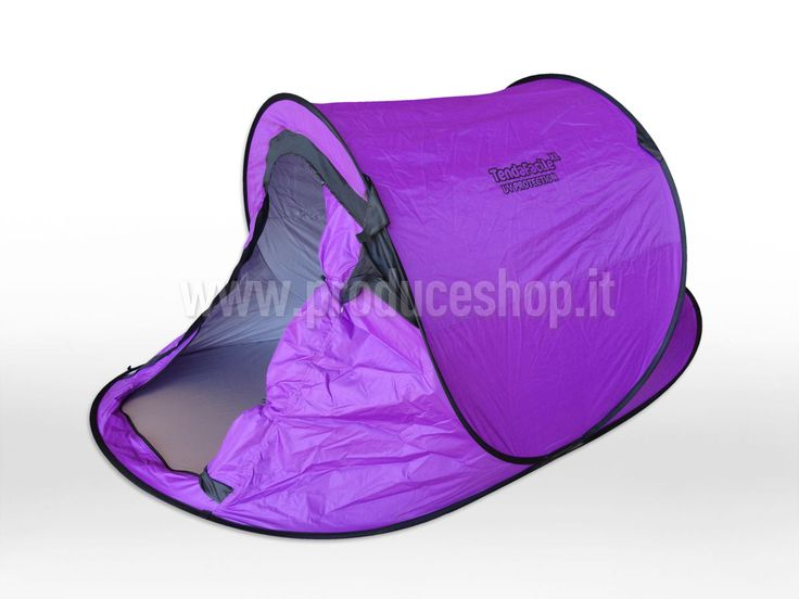 Beach and Camping XL Shelter with Patented Installation